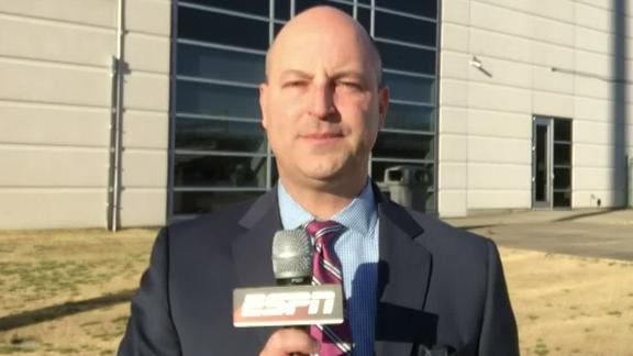Video - New Titans brass makes big impression