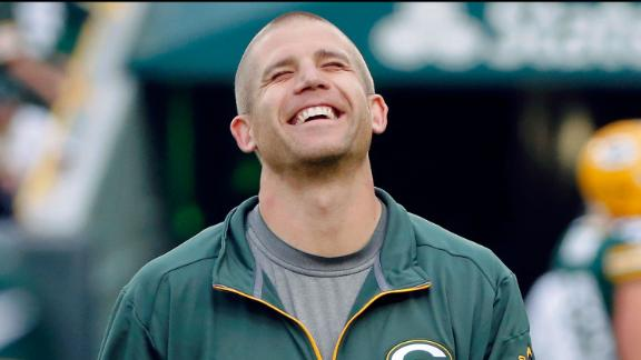 Video - Jordy Nelson: 'I am extremely cheap'