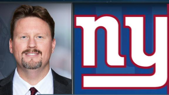Video - McAdoo on Giants: We need to evolve, not revolve