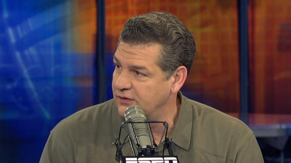 Video - Golic on Lacy's weight: He's not alone