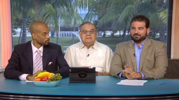 Video - Le Batard makes fun of Lacy for food tweets