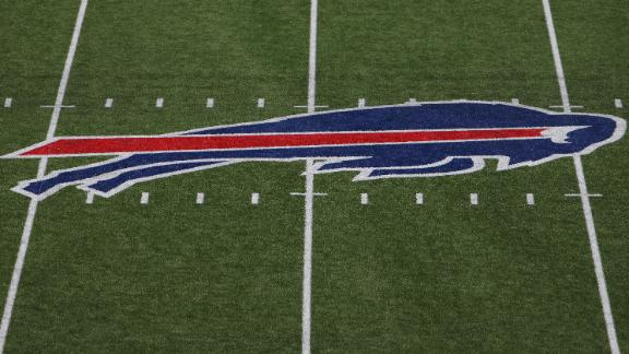 Bills hire NFL's first female full-time assistant