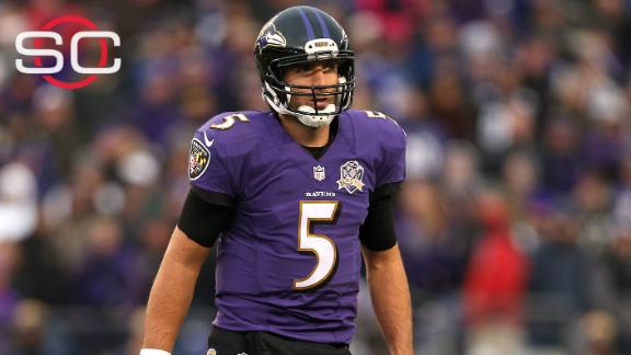 Video - Ravens need to reduce Flacco's salary cap hit