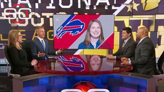 Video - McManus: NFL looking to get women in leadership position