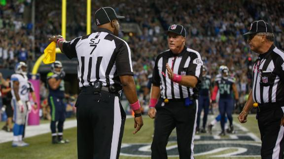 Video - Controversial plays helped define Lions' season