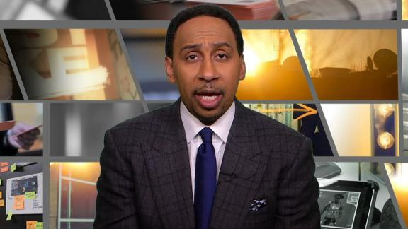 Video - Stephen A.: Women deserve to have coaching opportunities