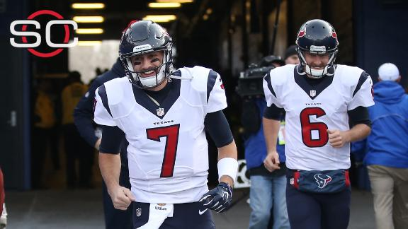 Video - Texans need to address QB situation