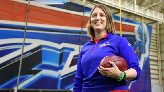 Video - McManus: Smith's hiring will open doors for women in NFL