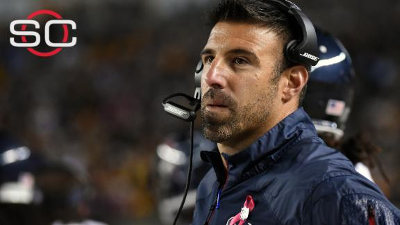 Why is Mike Vrabel a coveted coordinator?
