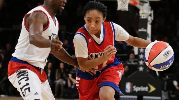 Exactly how good is Mo'ne Davis at basketball, anyway?