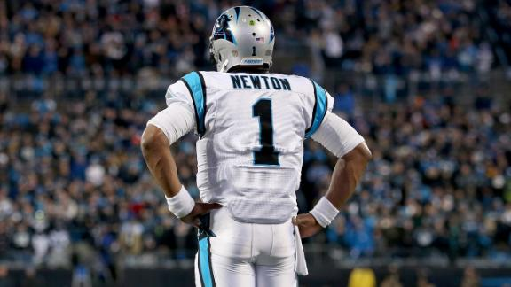 Maturation of Cam Newton