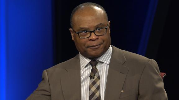 Video - Singletary reflects on Vernon Davis comments