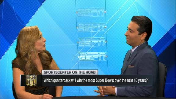 Video - Which QB will win the most Super Bowls in the next 10 years?