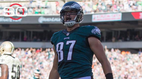Eagles sign second TE in a week