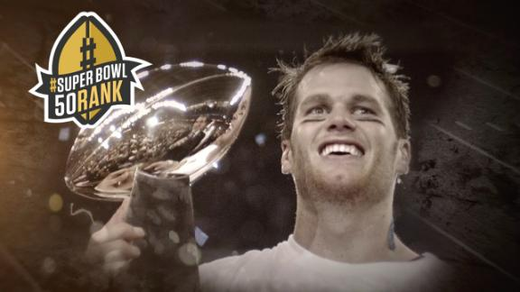 Video - Super Bowl Greats: Tom Brady