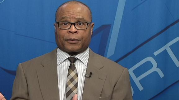 Video - Mike Singletary recalls time he made Crabtree cry