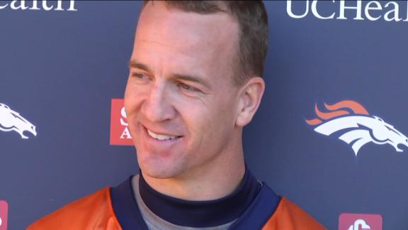 Video - Peyton: 'We're on to Carolina'