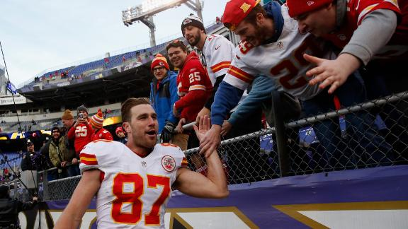 Video - Kelce explores the world of reality TV dating
