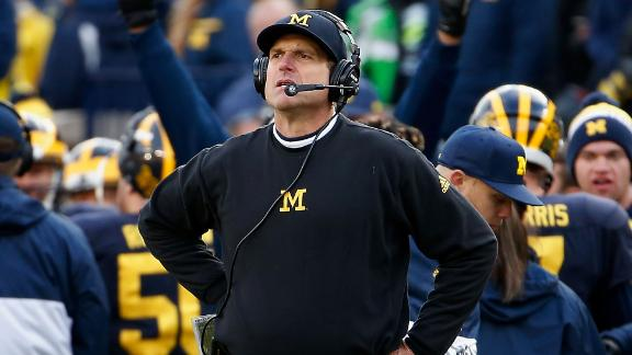Harbaugh: Rescinded offers part of 'meritocracy'