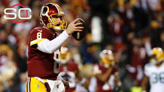 Video - Kirk Cousins' contract 'a tough deal to do'