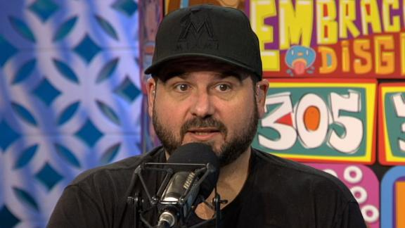 Video - Le Batard: Amazing that Lions made Sanders, Johnson quit