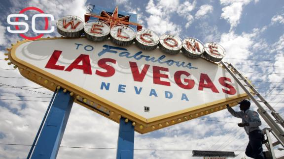 Las Vegas a viable option for NFL?