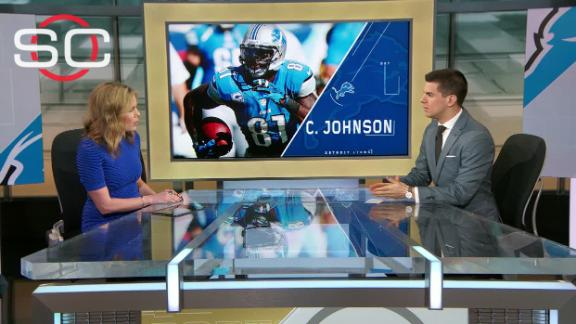 Video - How will Johnson's retirement impact Lions?
