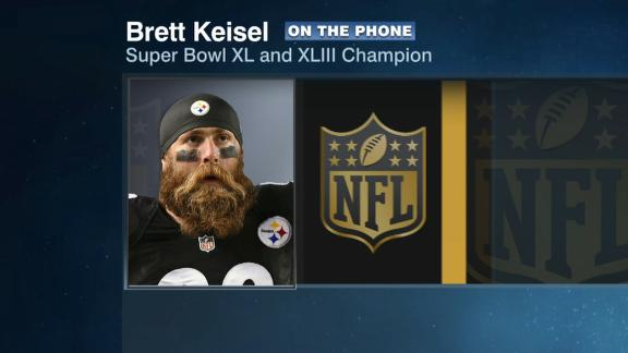 Video - Keisel: Beard has given me opportunities