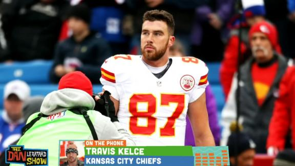 Andy Reid looks like who? Travis Kelce decides
