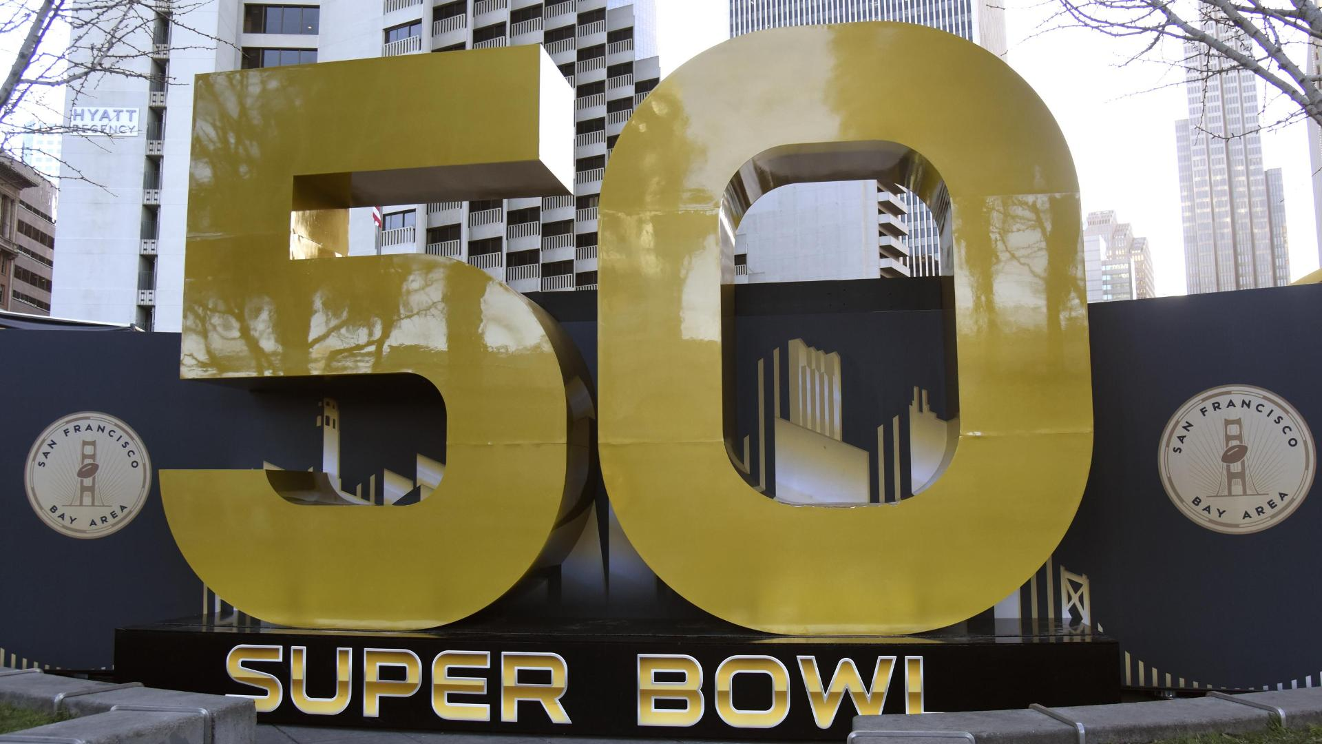 Video - 50 Super Bowls in 50 Seconds ... sort of