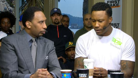 Video - Brandon Marshall: 'Still trying to wrap my head around' loss to B...