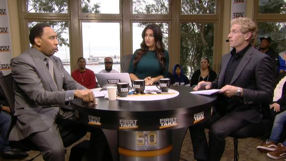 Video - Skip: Peyton perfect fit for L.A. Rams