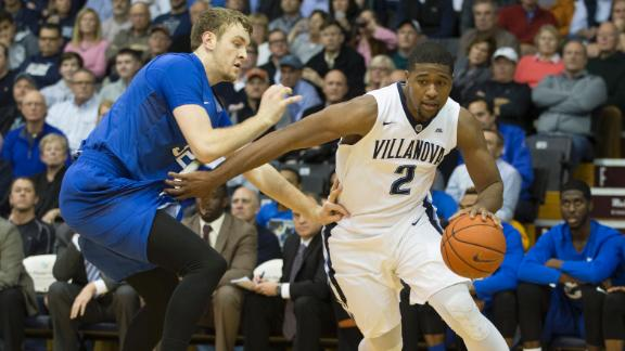 Villanova cruises past Creighton