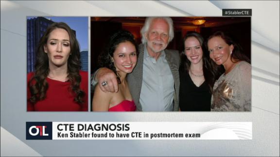 Video - OTL discussion: Ken Stabler's CTE diagnosis
