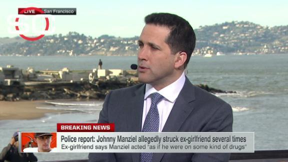 Video - Manziel allegedly struck ex-girlfriend several times
