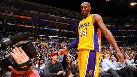 All-Time #NBArank: Where does Kobe belong?