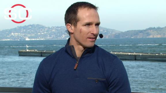 Video - Brees on Super Bowl win: 'That was a story book season'