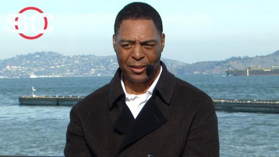 Video - Allen on Super Bowl run: 'It was time travel'