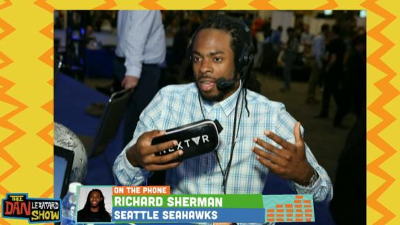 Video - Richard Sherman is the ultimate Pokmon master