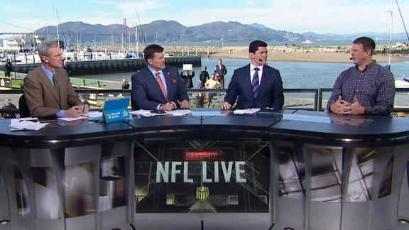 Video - Leaf: Manziel needs to let others help him