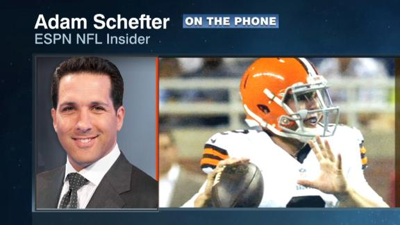 Schefter: Manziel's 'destroyed his value' in NFL