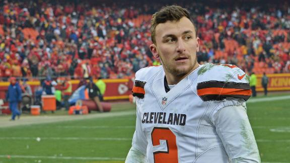 Sanders: Jerry Jones can help save Manziel