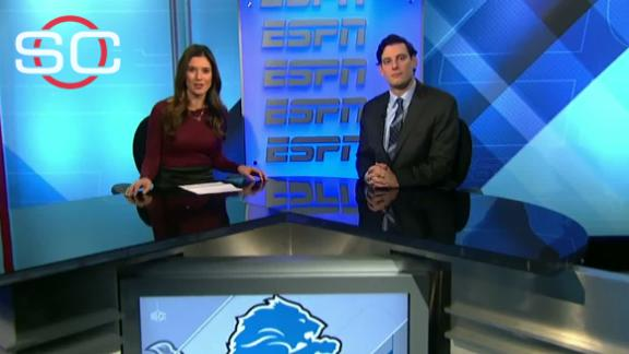 Video - Lions looking to improve 'middle class' of roster