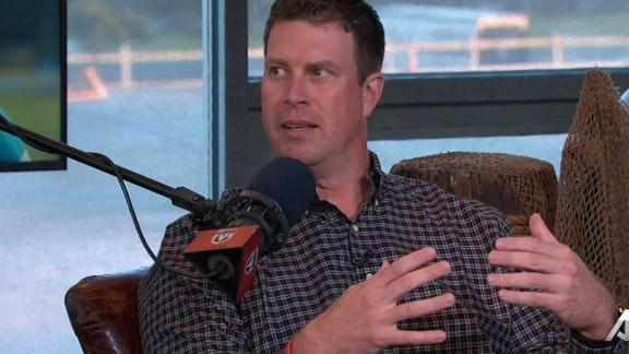 Ryan Leaf on Manziel: 'It feels like I'm holding up a mirror'