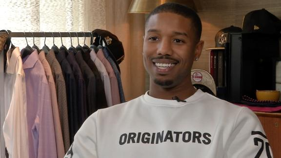 Michael B. Jordan: 'Cam is doing something special'
