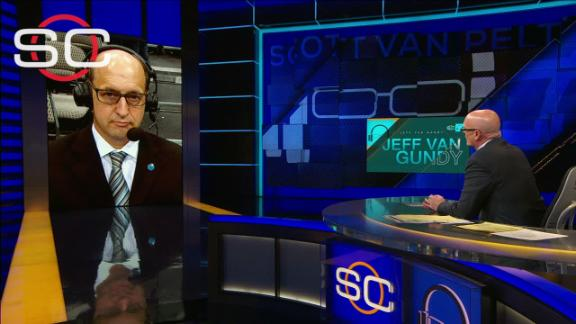 JVG on Spurs' continued dominance