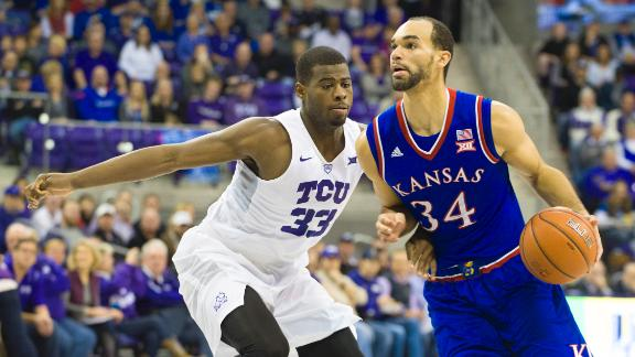 Ellis' big day fuels Kansas