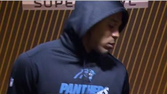 Showing his heartache isn't a bad thing for Cam Newton