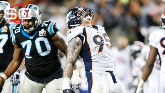 Denver's defense dominates Carolina to win Super Bowl 50
