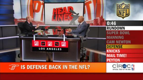 Video - Is defense back in the NFL?